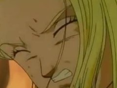 Android 18 Absorbed NSFW