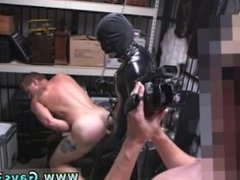 Group of boys penis in shower gay Dungeon master with a gimp