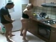 mom & daughter pay the plumber - more at slutrooms.com