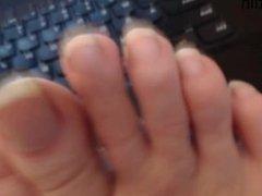 K's Godly Feet