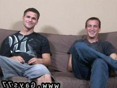 Homeless straight boy seduced by gay boy