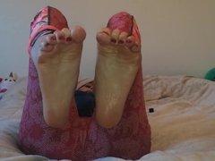 Foot Model - Brunette Foot Sexy 2