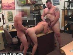 Straight male masturbating and straight