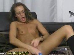 Small Tits Tan Girl Masturbates Wild- Spicygirlcam