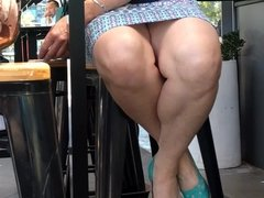 Bare Candid Legs - BCL#259