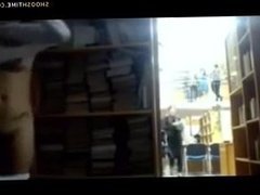 Compilation of Caught in Webcam