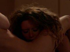 Natasha Lyonne & Kimiko Glenn - Explicit Naked Lesbian Sex - OITNB