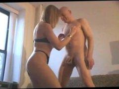 Goddess Severa lifts male