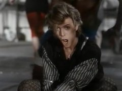 bowie,time will crawl
