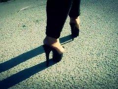 Walking platform mules
