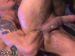 Gay men fisting it they get right up into
