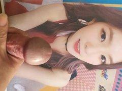 Cum on Red Velvet Irene