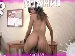 Shemale Strokers 5 - Chocolate Shemales - HPT Series 28