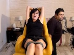 Mina Experiments The Tickle Chair