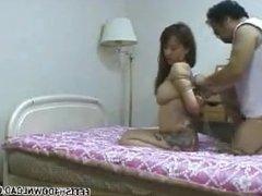 Asian Bondage fuck Naked