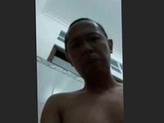 Benyamin Mahesa Siddiq 2 MASTURBATIN VIDEO IN THE BATHROOM