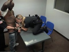 Fake cop busty Milf Cops