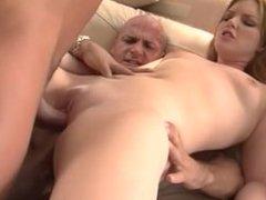 Candi Apple - DPP Orgasms superhot