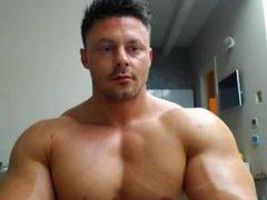 James Muscle Webcam