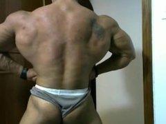 Raul Ricardo Muscle Webcam 3
