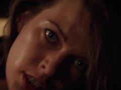 """Milla Jovovich TOPLESS -""""Scenes in stone"""" (2010)"""