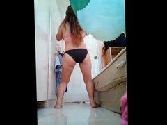 mary maureen hot filipino best ass dance