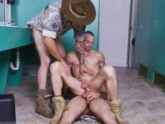 Army gay man fucking movies and male military examination naked Good Anal