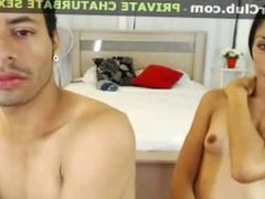 [Chaturdates.com] - Chaturbate private show kirlyandharry