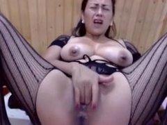 Latina Big Tits and Nips on Cam-craigsfist.org