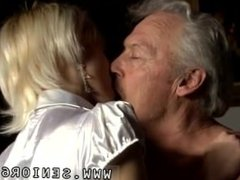 Riley and old man and old thot His present wifey is well past her selling