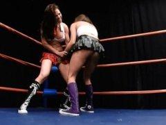 Celeste Star vs. Erika Jordan