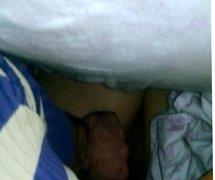 Italiana leccata sotto la coperta