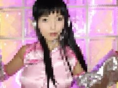 DJ Marica strips and shows off her hot body