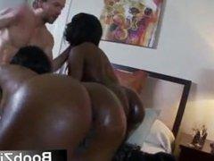 Wife Brings Two Black Girls Kelly Madison, Nyomi Banxxx, Ana Foxxx