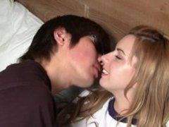 [kin8tengoku] Lexi Belle (03.27.10) Kissing Scene