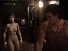 Resident Evil Zero Rebecca Nude Mod