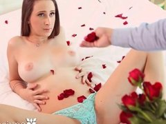 Passion-HD - Ashley Adams has a sexy gift for her man