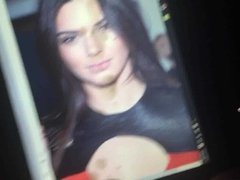 Kendall Jenner cum tribute #2