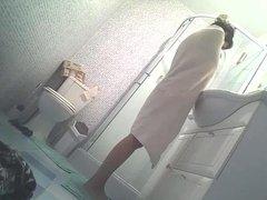 Sortie de douche