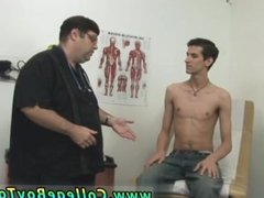 Abused bay doctor gay porn and physical men