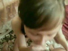Russian teen homemade amateur video - sexcam5.com