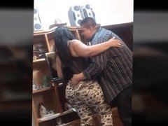 Mexican Milf Haves A Phat Ass