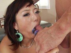 Asian Miko Dai Loves A Big Cock