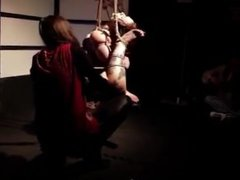 Kinbaku - BOUND shibari night @ The Flying Dutchman London. - Nina Russ
