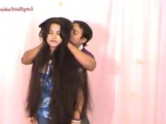 Moon Passionate Hair Play [Promo]