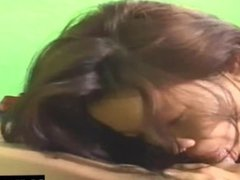 Another lovely lady from southeastern Asian gets her tight box pounded by a