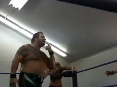 Amy Love & Rain vs. Shawn Murphy & Titan