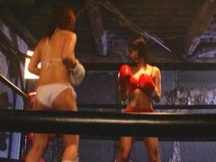 Japanese Girl Boxing (P3)