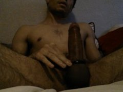 Hot Young Stud Strokes Big Hard Cock