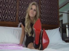 I Adore Princess Kendall Lovely Feet, Perfect Hot Blond